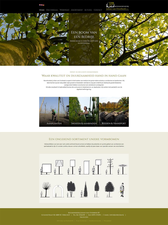 Webdesign Oirschot