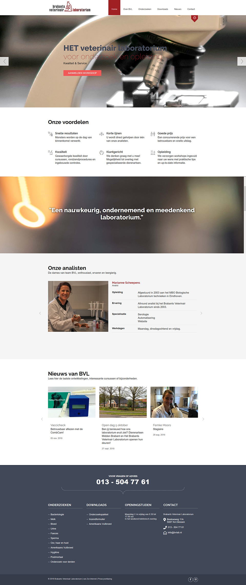 Webdesign Diessen