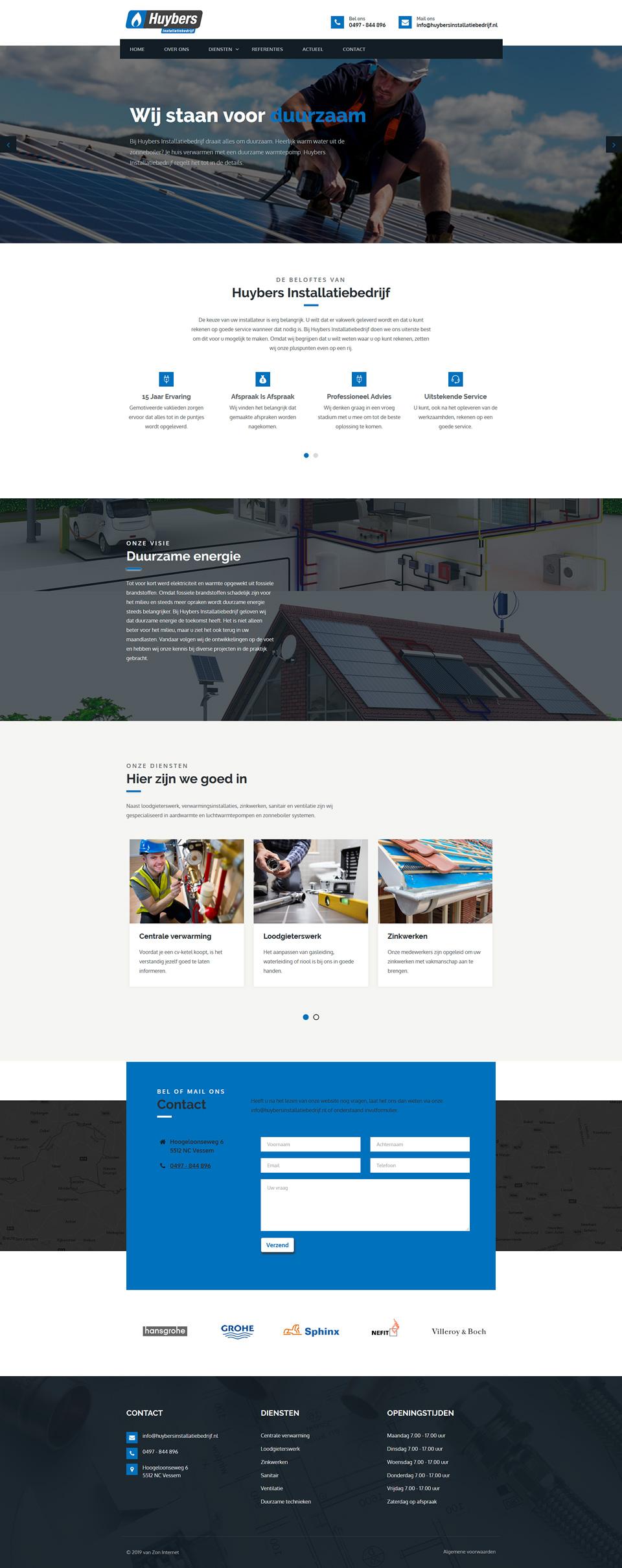Webdesign Eersel