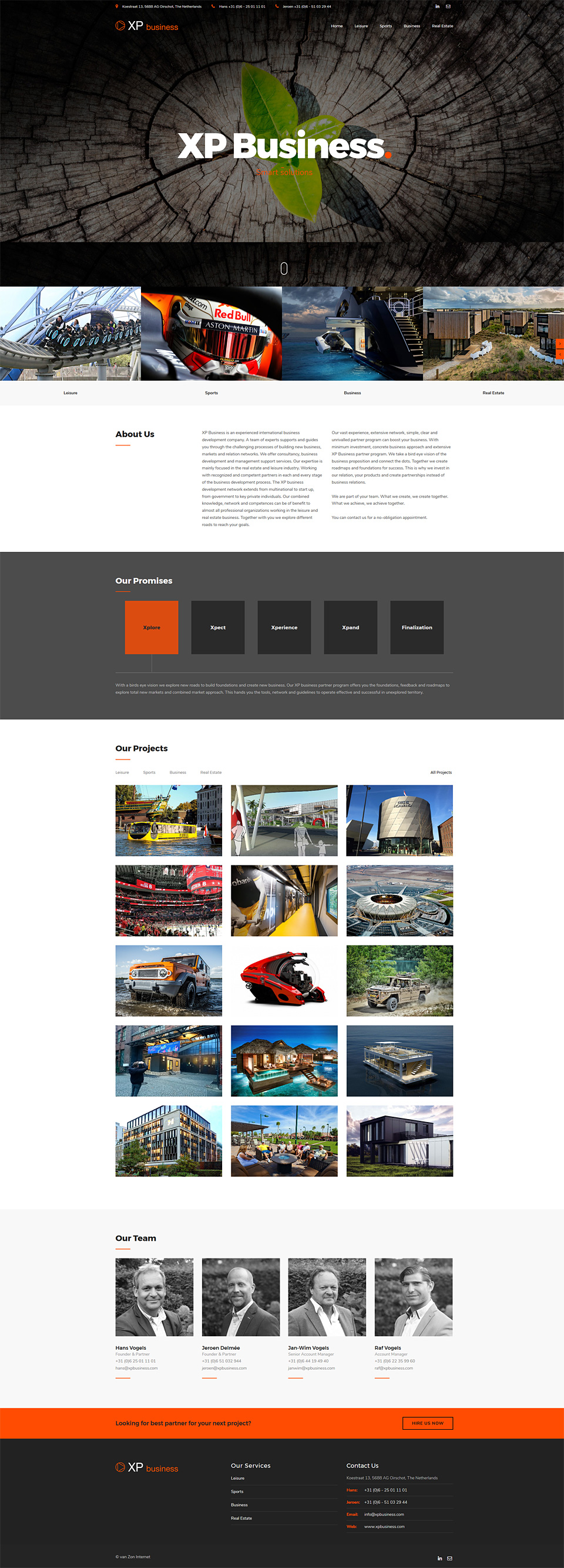 Webdesign XP Oirschot