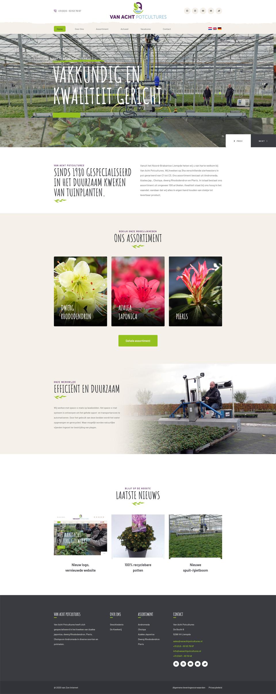 Webdesign Liempde